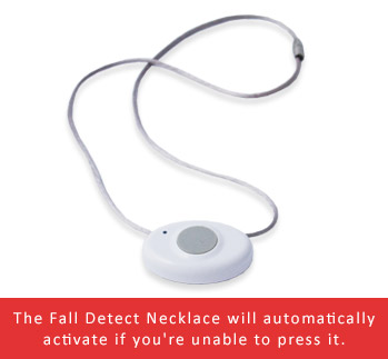 Fall Detect Necklace
