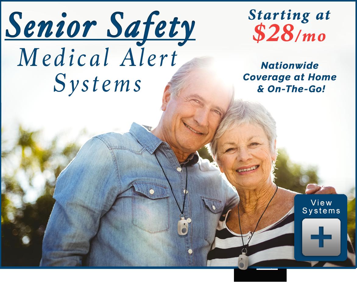 Senior Safety Medical Alert Systems