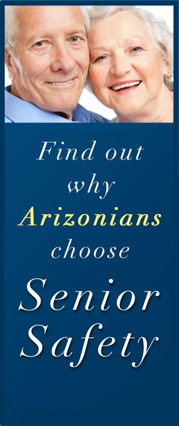 Arizona Seniors Choose Senior Safety