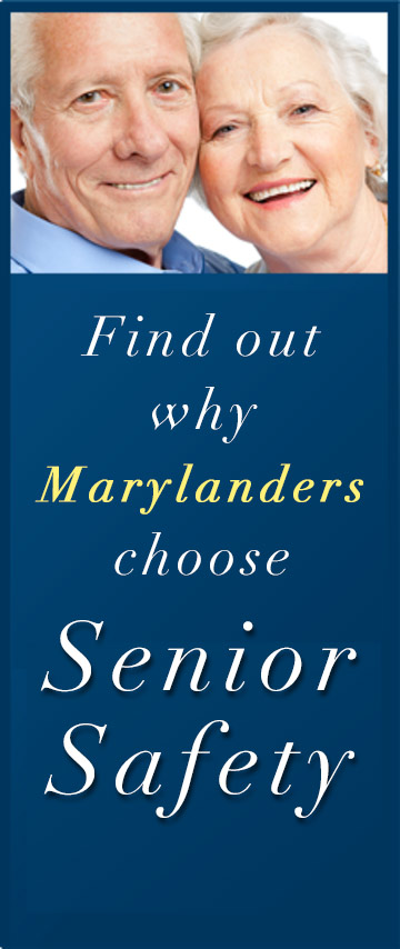 Maryland Seniors Choose Senior Safety
