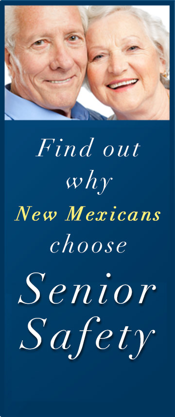 New Mexico Seniors Choose Senior Safety