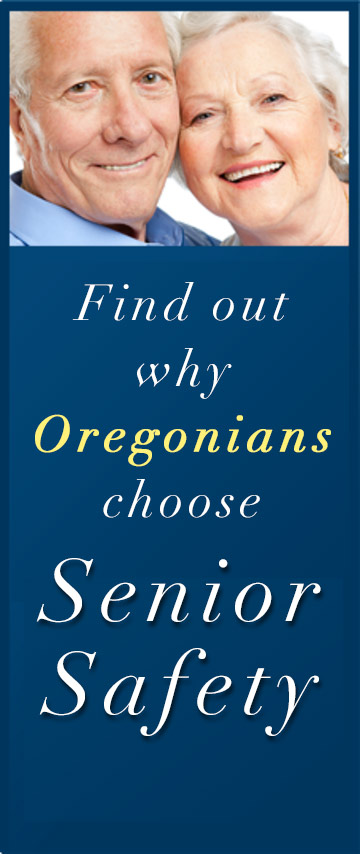 Oregon Seniors Choose Senior Safety