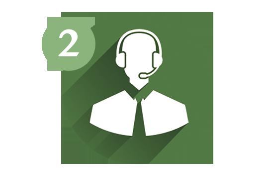 2- Talk to Operator