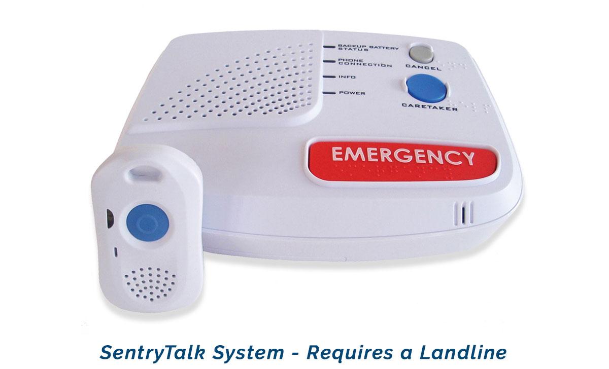 SentryTalk System