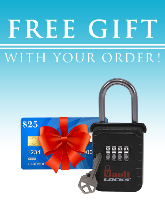 Free Gift with Your Order