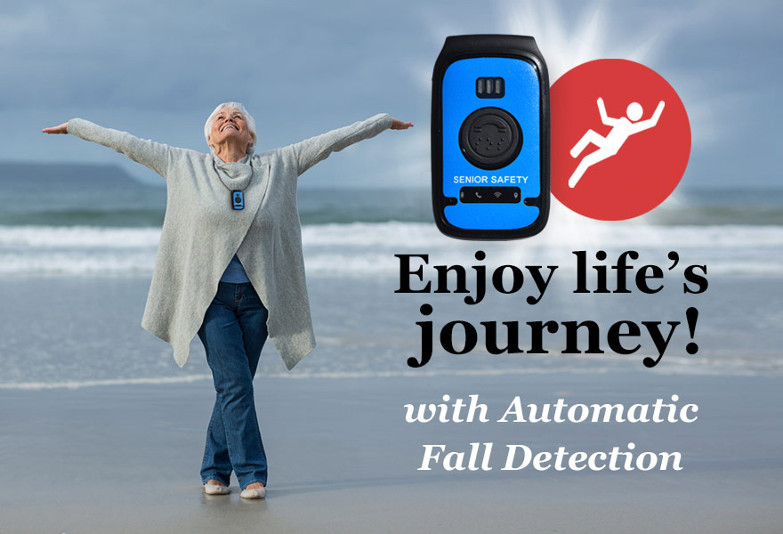 Mobile-Go with Fall Detect for Active Seniors