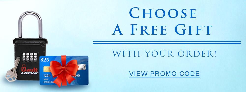 View Free Gift Promo