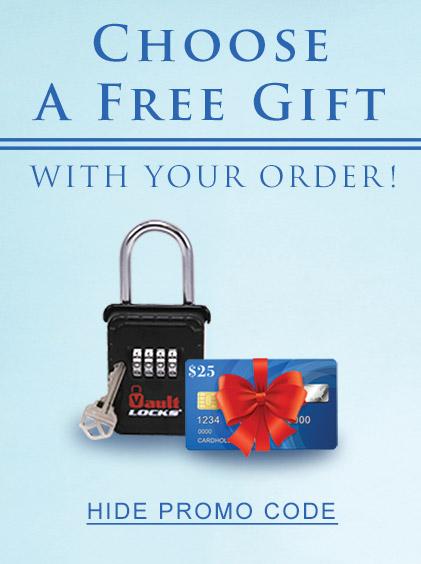Hide Free Gift Promo