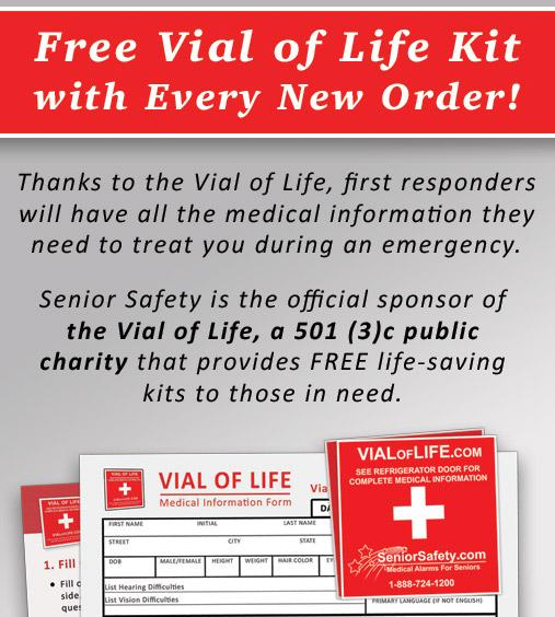 Free Vial of Life Kit