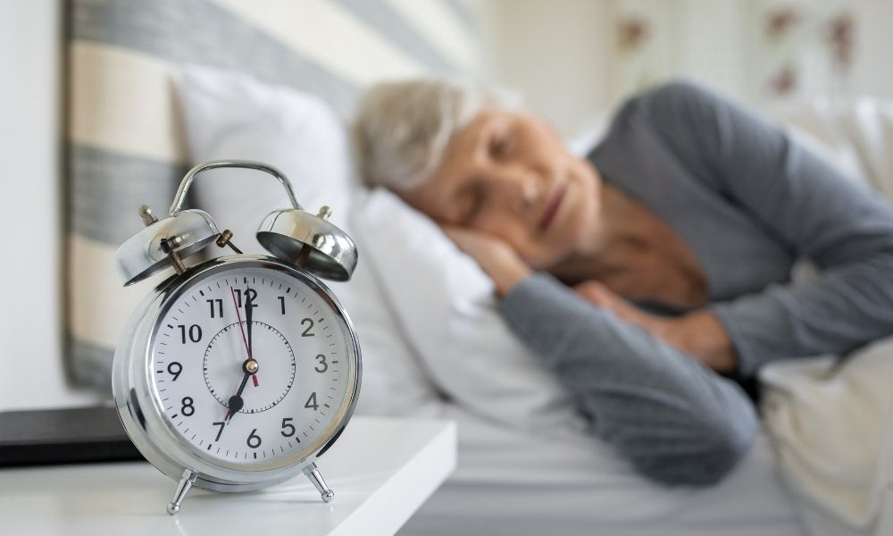 3 Tips That Can Help Older Adults Get a Good Night's Sleep